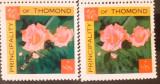 Principality Thomond flori, trandafiri supratipar sir Winston Churchill,  mnh, Nestampilat