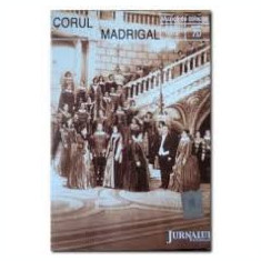 Madrigal (CD - Jurnalul National - VG)