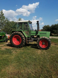 Vand tractor Fendt 611 turbomatic