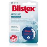 Blistex MedPlus balsam pentru racorirea buzelor uscate si crapate