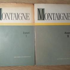 ESEURI VOL.1-2 - MONTAIGNE