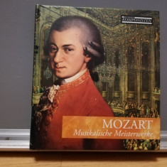 MOZART - MASTER WORKS (2000/KOMPONISTEN/GERMANY)- CD ORIGINAL/Sigilat/Nou, mov