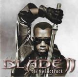 CD Blade II The Soundtrack, original