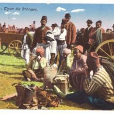 3844 - CONSTANTA, Ethnics, Romania - old postcard - unused