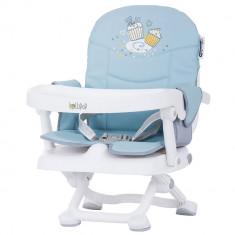 Inaltator scaun de masa Chipolino Lollipop Sky