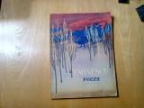 MIHAI EMINESCU -  Poezii -  PERAHIM (ilustratii) - 1961, 134 p.