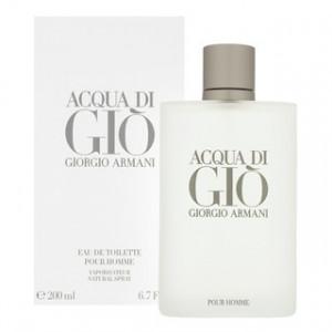 Giorgio Armani Acqua di Gio Pour Homme eau de Toilette pentru barbati 200 ml