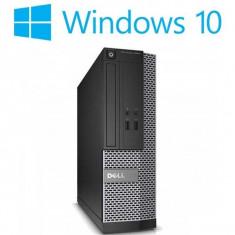 Calculatoare refurbished Dell OptiPlex 3020 SFF, i5-4570, Win 10 Home