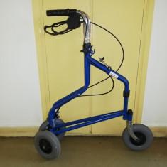 Rolator Ortopedic cu 3 roti