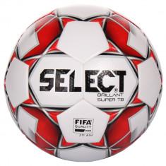 FB Brillant Super TB Minge fotbal alb-rosu n. 5