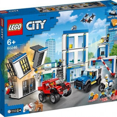 LEGO City - Sectie de politie 60246