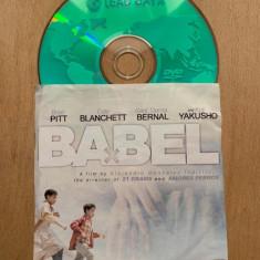 Film DVD - Babel, Romana