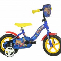 Bicicleta copii 10'' - POMPIERUL SAM PlayLearn Toys