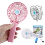 Mini Ventilator Portabil cu Acumulator Incarcare USB Handy Mini Fan