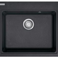 Chiuveta fragranite Franke Maris MRG 610-58 585x520mm Nero