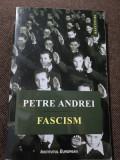 Fascism de Petre Andrei în limba engleză