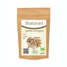 Shatavari Pulbere Obio 60gr Cod: 6426333000328