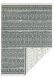 Covor Modern & Geometric Twin Supreme, Verde, 120x170, Bougari