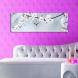 Cumpara ieftin Tablou decorativ cu ceas Clockity, 248CTY1617, Multicolor