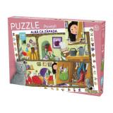 Puzzle cu Povesti - Alba-ca-Zapada, 240 de piese EVO, Noriel