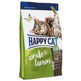 Cumpara ieftin Happy Cat Supreme Adult Weide-Lamm, 1,4kg