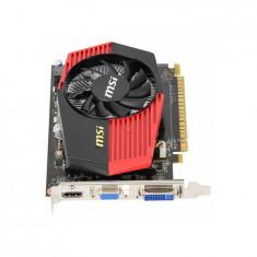 Placa video second hand Msi GeForce GT 430 1GB GDDR3, NVIDIA