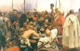 Cazacii au scris o scrisoare sultanului turc 1880-1891, Istorice