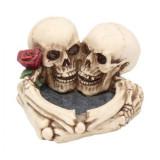 Scrumiera craniu Ultimul tango