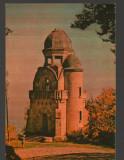 CPIB 17152 CARTE POSTALA - TARGU OCNA. MONUMENTUL EROILOR DE PE MAGURA