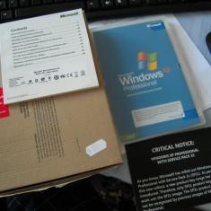Licenta Microsoft Windows XP Professional SP2, engleza, pentru colectionari