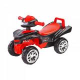 ATV pentru copii Mini Raptor 2 x 1,5 V Caretero MQRROU, Rosu