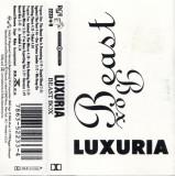 Caseta Luxuria-Beast Box, originala, Casete audio, ariola