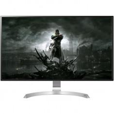Monitor LED LG Gaming 32UD89-W 32 inch 5ms 4K UHD White FreeSync
