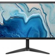 Monitor TN LED AOC 21.5inch 22B1H, Full HD (1920 x 1080), VGA, HDMI, 5 ms (Negru)
