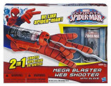 Jucarie Spiderman Mega Blast Web Shooter