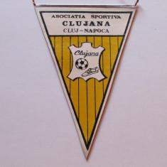 """Fanion fotbal - AS """"CLUJANA"""" CLUJ-NAPOCA"""