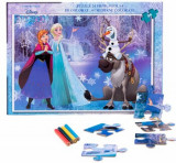 Cumpara ieftin Puzzle 24 piese + Bonus Frozen