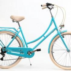 Bicicleta Dama DHS Citadinne 2634 (Verde)