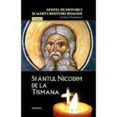 Sfântul Nicodim de la Tismana