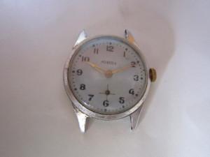 5 ceasuri barbatesti vechi ca defecte 2 buc raketa 1popbeda 1 energic ladita cp