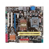 Placa de baza ASUS P5QL-CM, Intel G43 chipset, Socket 775, Fara shield