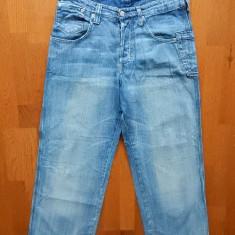 Blugi hip hop Armani Jeans P05; marime 33, vezi dimensiuni exacte; impecabili