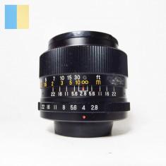 Obiectiv Revuenon Special 35mm f/2.8 montura M42