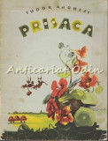 Prisaca - Tudor Arghezi - Ilustratii: Marcela Cordescu
