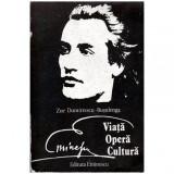 Eminescu - Viata, opera, cultura