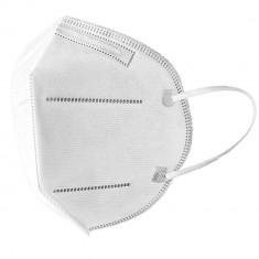 Set 5 buc Masca de Protectie Tip FFP2 KN95, 4 Straturi, Omologata CE