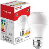 Bec LED A60 | 5,5W (40W) 470lm 2700K 80Ra ND E27