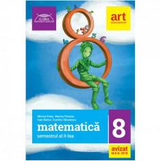 Matematica pentru clasa a VIII-a. Semestrul al II-lea. Clubul matematicienilor