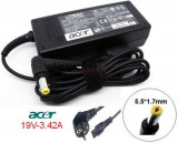 Incarcator Laptop Acer MMDACER701, 19V, 3.42A, 65W, MMD