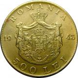 Romania, 500 lei 1945_Mihai I * cod 173, Europa